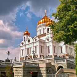3 июня Патриаршая служба в Храме Христа Спасителя