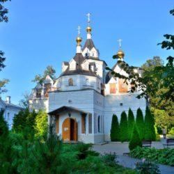 10 июня - Патриаршая служба в Стефано-Махрищском женском монастыре