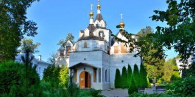 10 июня — Патриаршая служба в Стефано-Махрищском женском монастыре