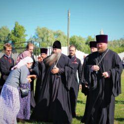 Форум «Радость моя» в селе Дивеево посетил митрополит Нижегородский и Арзамасский Георгий