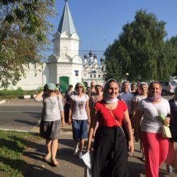 ПАЛОМНИЧЕСТВО в Дивеево 31 июля - 1 августа