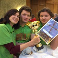 Православные добровольцы заняли призовое место в брейн-ринге!