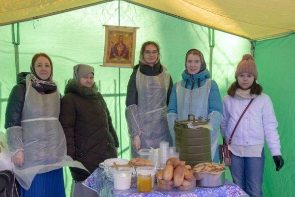 В Ульяновской области активно развивается проект «Социальные кормления»