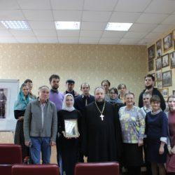 В Симбирской епархии отметили день Православной молодёжи