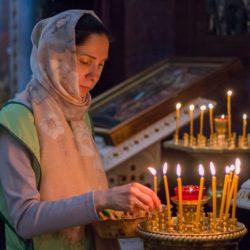 25 февраля: Божественная литургия