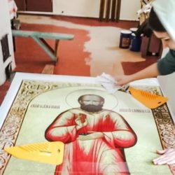 Волонтёры из Ульяновска совершили трудовую поездку в село Анненково