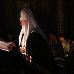 3 марта: Литургия в Зачатьевском монастыре и канон Андрея Критского в Богоявленском кафедральном соборе