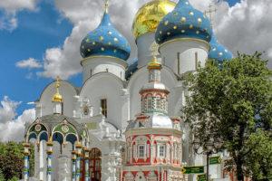Волонтёрство в обители преподобного Сергия