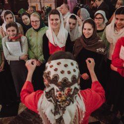 Продолжается запись певчих и регентов на молебен у мощей Николая Чудотворца